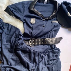 Costumes - Cute Cop 👮‍♀️ costume Child's XL